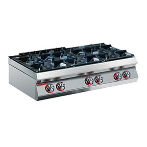 Angelo Po, Gas Burner, 2G0FA0B