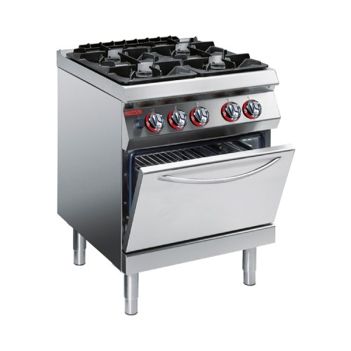 Angelo Po, Gas Burner with Oven, 2G1FA0G
