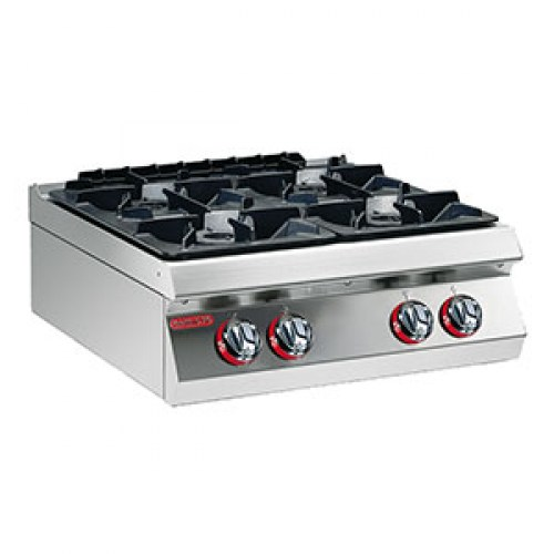 Gas Four Burner - 1G0FA0B2