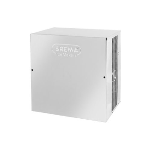200kg Modular Fast Ice Machine with 200kg Storage Bin- VM500 + BIN200